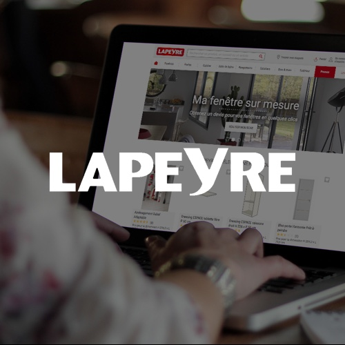 small Lapeyre E-COMMERCE