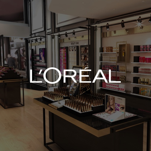 small L'Oréal E-COMMERCE
